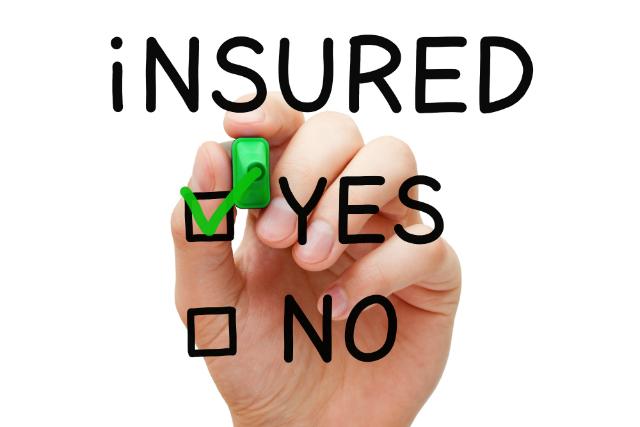 insured checcklist
