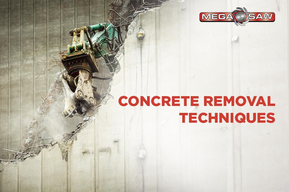 Concrete Removal Techniques