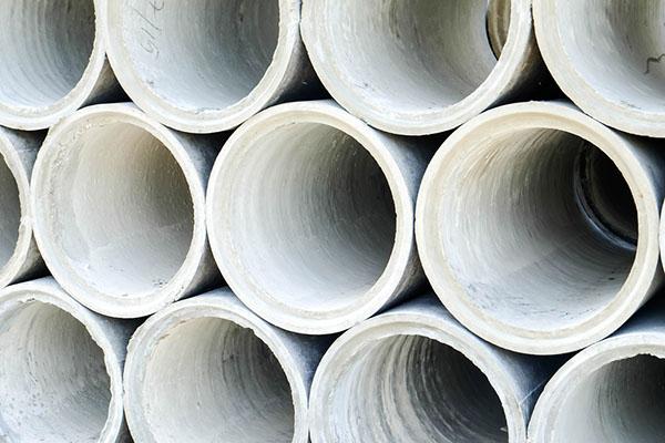 concrete tube