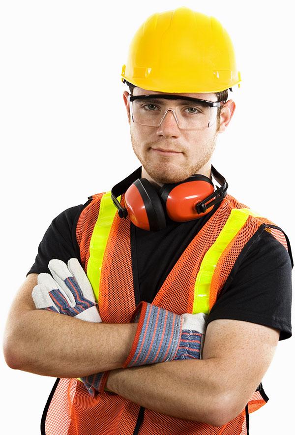 safety construction attire
