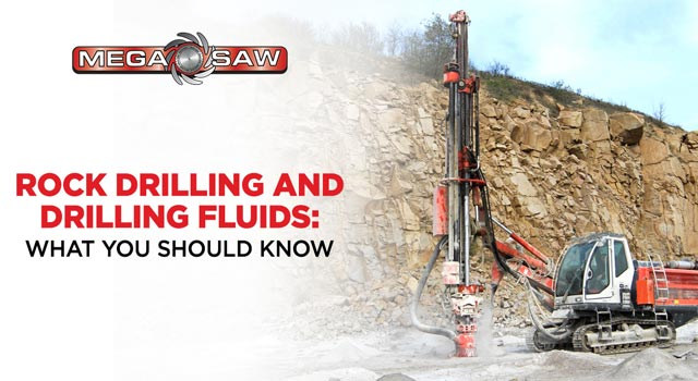 rock drilling banner
