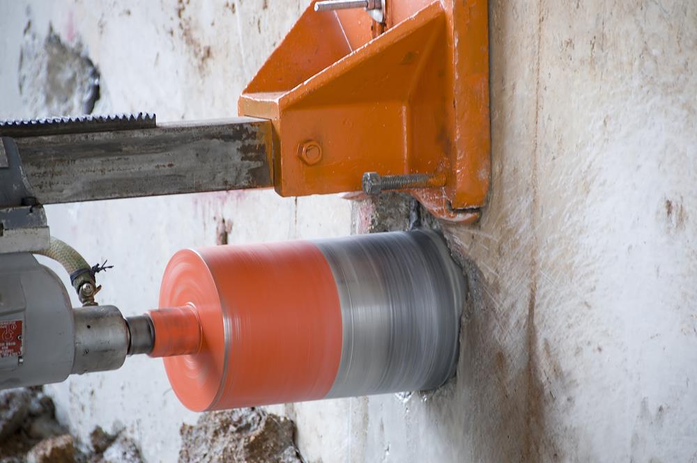 Concrete Drilling | MegaSaw