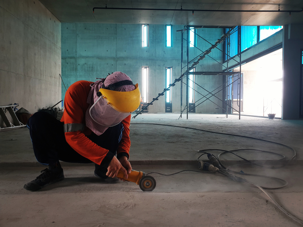 Tips For Cutting Concrete Safely