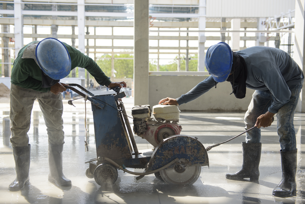 Tips For Safe Efficient Concrete Cutting