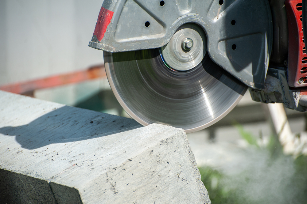 How Does Concrete Saw Work