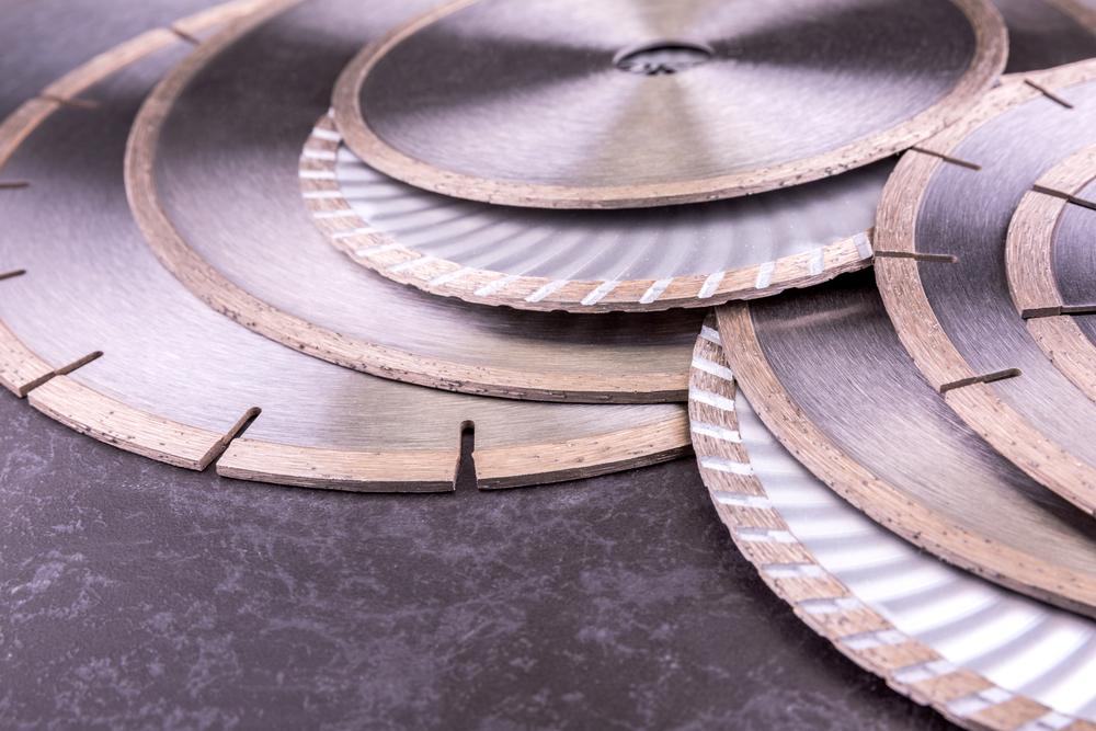 What Material Concrete Cutters Not Cut Through Diamond blade