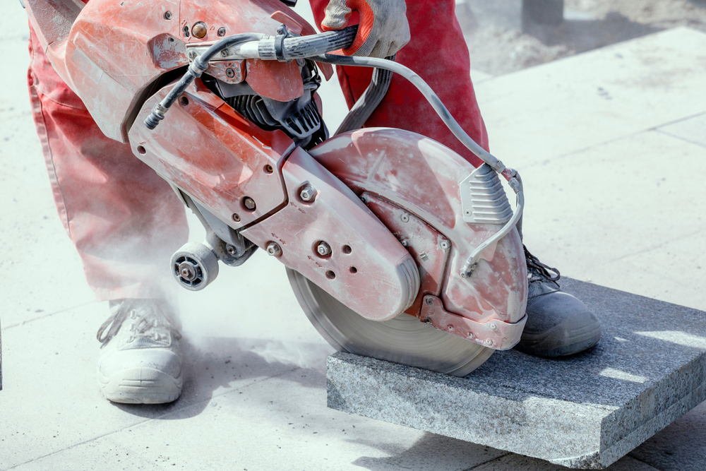 What Material Concrete Cutters Not Cut Through