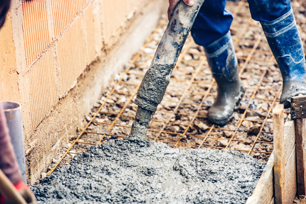 How Prevent Concrete Driveway From Cracking pouring