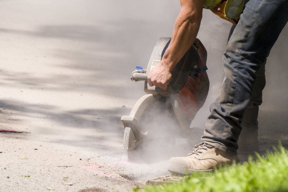 What Concrete Saws Professionals Use