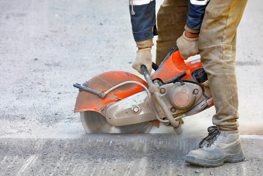 What Maximum Depth Concrete Can Cut