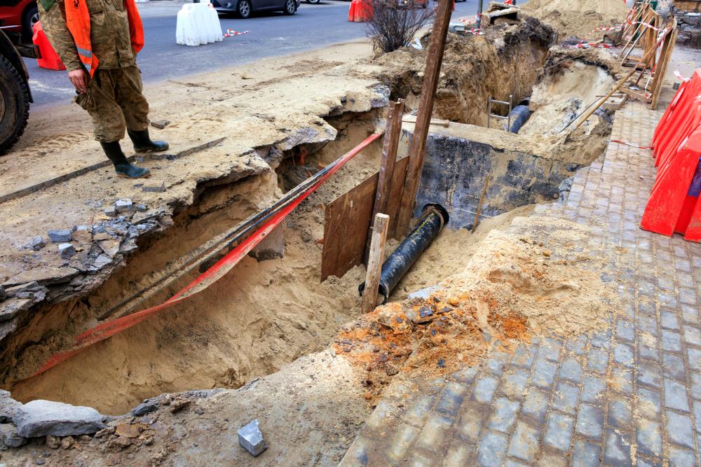 How Locate Drain Pipe Concrete Before Cutting