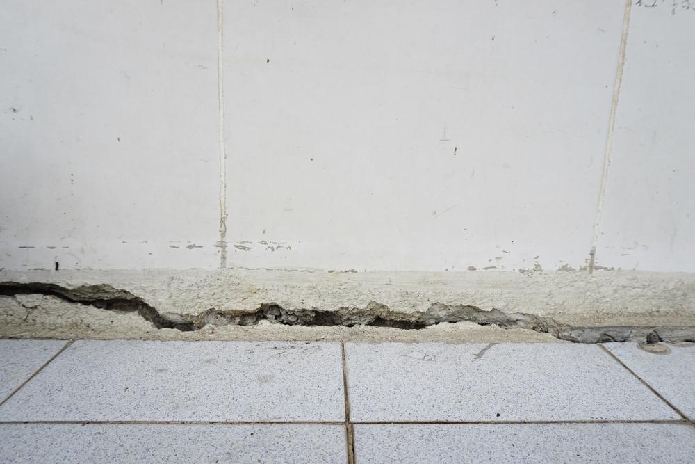 Common Types Concrete Cracks