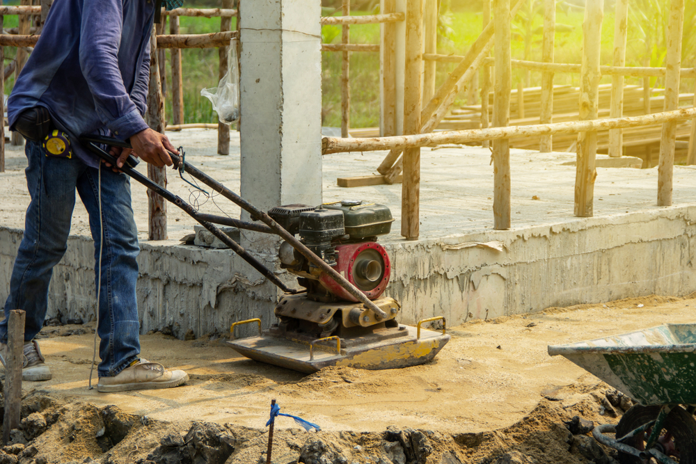 How Stop Newly Poured Concrete Cracking