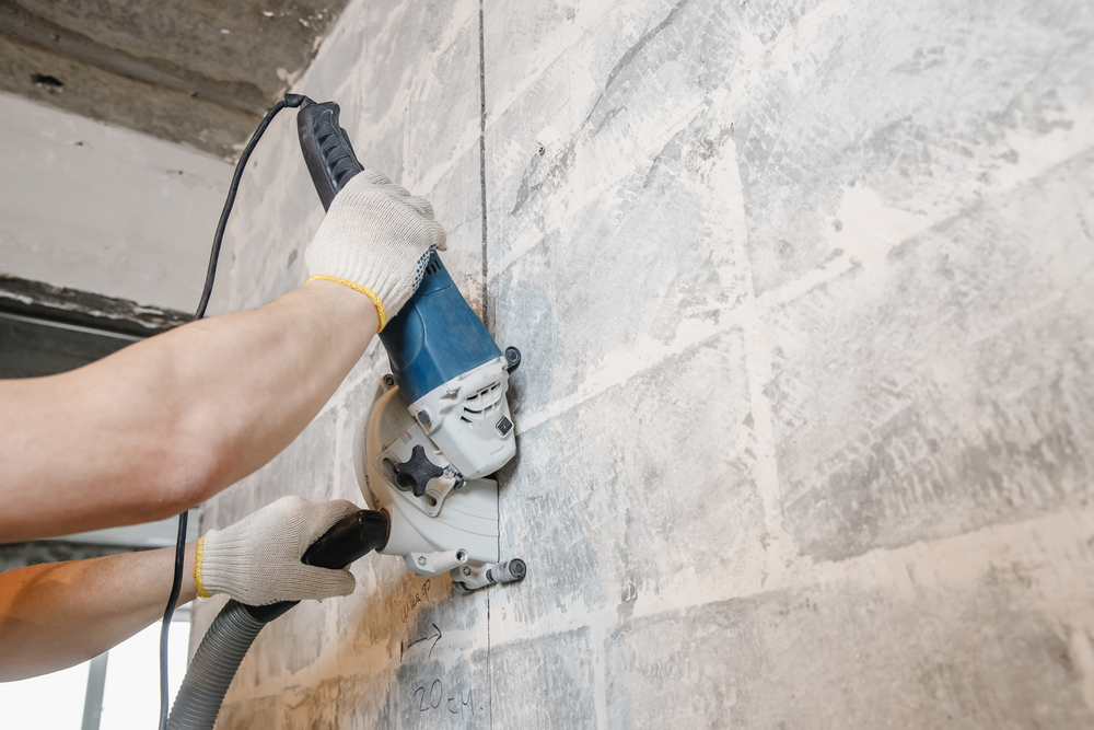 What Need Learn Before Cutting Concrete Wall