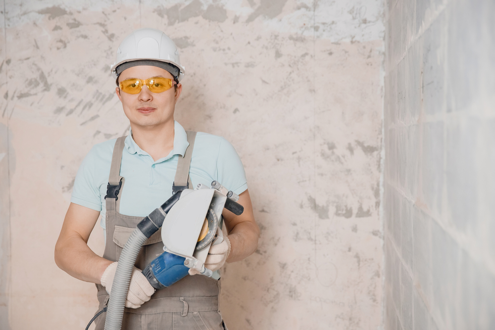 What Are Dangers Cutting Holes Concrete Walls