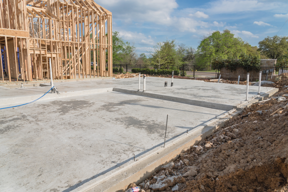 How Long After Pouring Concrete Can Start Framing