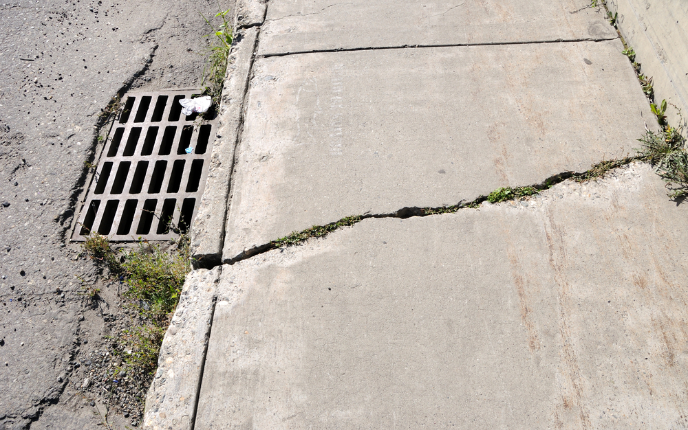 Why Footpaths Have Gaps Between Them